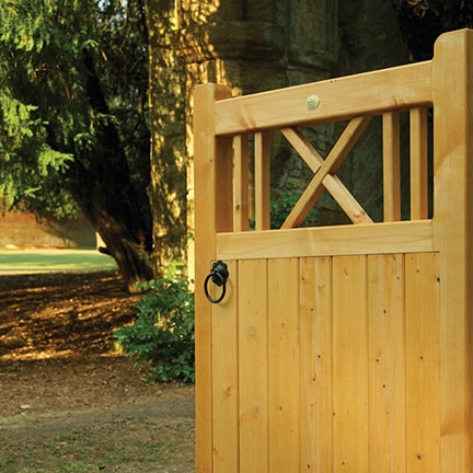 GATES & PICKET PANELS