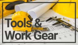 TOOLS AND WORK GEAR