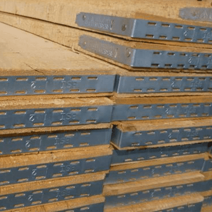 SCAFFOLD BOARDS AND TRESTLES